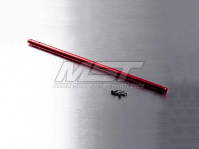 210219 XXX Alum. propeller shaft Colore: Silver