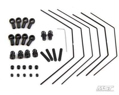 210265 XXX-R anti-roll bar set