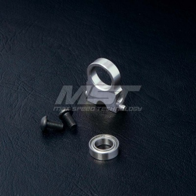 210341 FXX Alum. bearing holder Colore: Silver