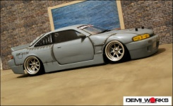 Body Kit Nissan Silvia S14