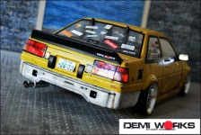 Body Kit Toyota Ae86
