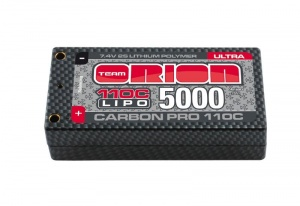 CARBON PRO 5000-110C 7.4V SHORTY ULTRA PACK