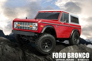 CMX 1/10 4WD High Performance Off-Road Car KIT RTR - Ford Bronco