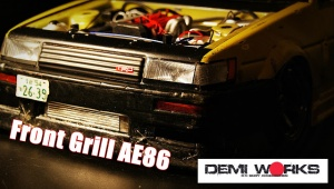 Front Grill for AE86 (Levin)