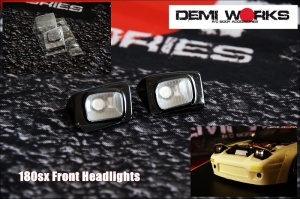 Front Headlights 180SX