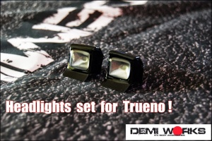 Headlights set Trueno