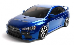 MS01-D S RTR BRUSHED EVO X - Blue