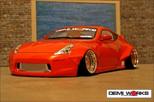 Nissan 370Z RB Set - B