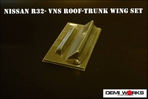 Nissan R32 - VNS Style Roof-Trunk