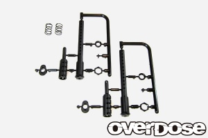 OVERDOSE OD1638 Real Body Catch Set