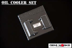 Polycarbonate Universal Oil Cooler set