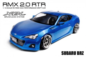 RMX 2.0 - 2WD RTR Drift Car (brushless) - SUBARU BRZ