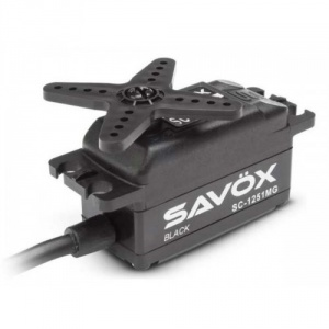 SAVOX SC-1251MG BLACK EDITION