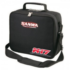 Sanwa Transmitter Carrying Bag M17