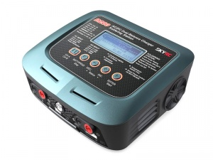 SkyRC Charger D200 AC/DC DUO LiPo 1-6s 200W incl.Soldering