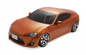 TOYOTA GT-86 - Orange