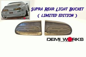 Toyota Supra Wide Body Parts - DWSUPLB1 (set of Rear Light Bucket- limited edition)