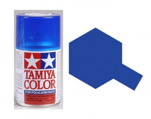 Paint Tamiya PS38 Translucent Blue