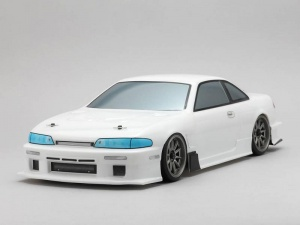 Yokomo Drift Body Nissan Silvia S14 - 1093 Speed (Graphic / Decal Less)