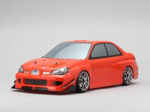 Yokomo SD-GDBFB - Drift Body Set Subaru Impreza GD - Yukes / Syms (Graphic / Decal Less)
