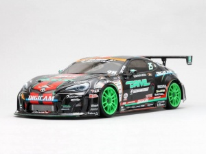 Yokomo SD-M786SA - Drift Body Set Toyota GT86 - M7 Advan / Max Orido (D1 Set)